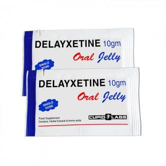 DELAYXETINE – 2 Jeleuri pentru întârzierea ejaculării