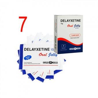 DELAYXETINE – 7 Jeleuri pentru întârzierea ejaculării