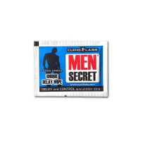 Men Secret –Șervețel pentru întârzierea ejaculării