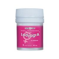 LadyagrA – 6 Tablete excitante pentru femei