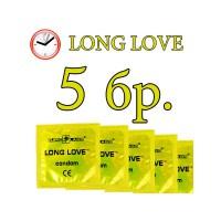 5 Prezervative Long Love pentru întârzierea ejaculării