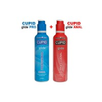 Cupid Glide Natural 200ml + Cupid Glide Anal 200ml