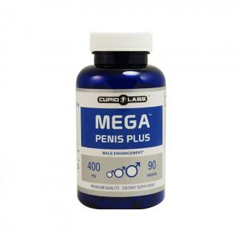 Mega Penis Plus – Tablete pentru mărirea penisului