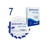 Makagra Oral Jelly – 7 Jeleuri pentru erecție