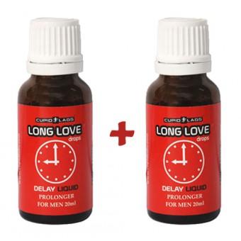 Long Love picături - 2 sticluțe