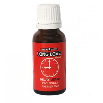 Long Love - picături pentru întârziere a ejaculării