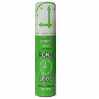 Long love - gel pentru bărbați