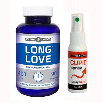 Long Love + Cupid Spray set
