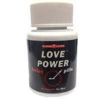 Love Power - 30 capsule pentru întârziere a ejaculării